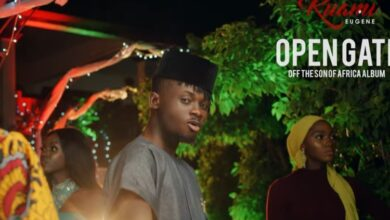 Photo of Kuami Eugene – Open Gate(Son Of Africa Album)