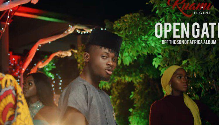 Kuami Eugene – Open Gate