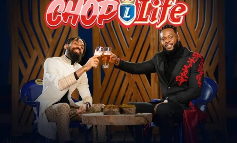 Photo of Phyno x Flavour – Chop Life (Prod By Masterkraft)