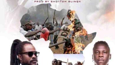 Photo of Ras Kuuku – One Africa Ft Stonebwoy (Prod by Shoto Blinks)