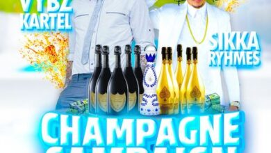 Photo of Vybz Kartel – Champagne Campaign Ft Sikka Rymes
