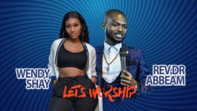 Photo of Wendy Shay x Rev. Dr Abbeam Amponsah – Let's Worship