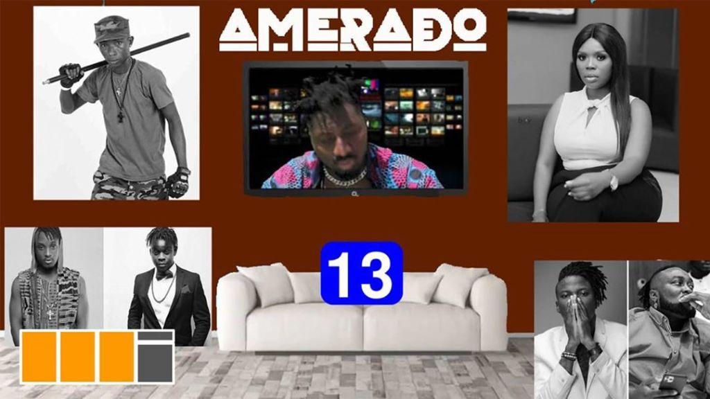 Amerado – Yeete Nsem (Episode 13) Ft Clemento Suarez