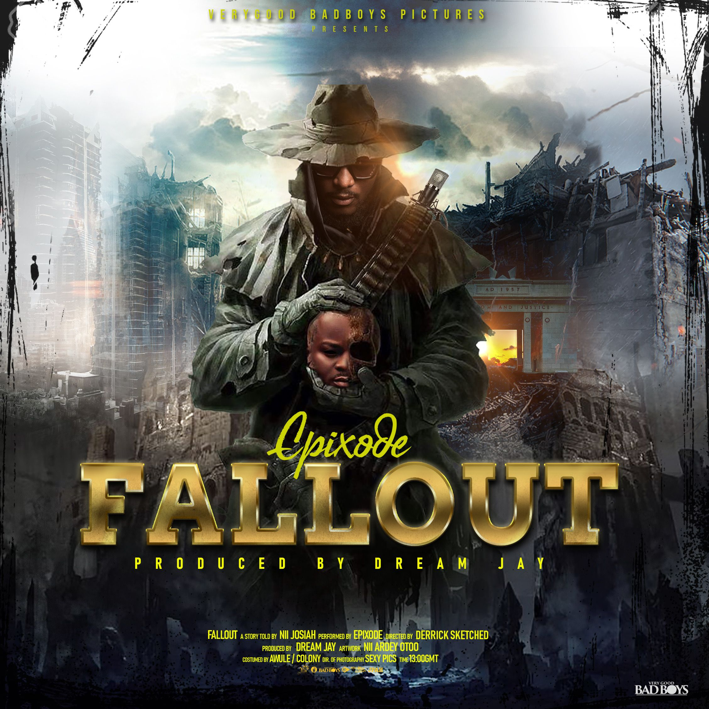 Epixode – FallOut (Prod. By DreamJay)