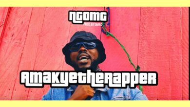 Photo of AmakyeTheRapper – Ngomg (Prod. By Dmac)
