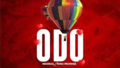 Photo of Medikal – Odo Ft King Promise (Prod. By MOG Beatz)