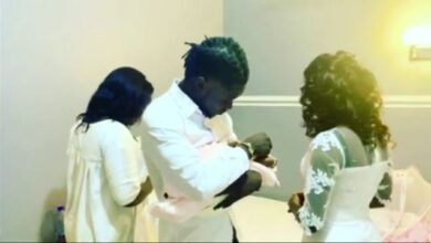Photo of Video: Kuami Eugene Welcomes Baby Girl