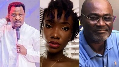 Photo of Video : Nigel Gaisie Raped And Killed Ebony Reigns – Kennedy Agyapong Reveals.