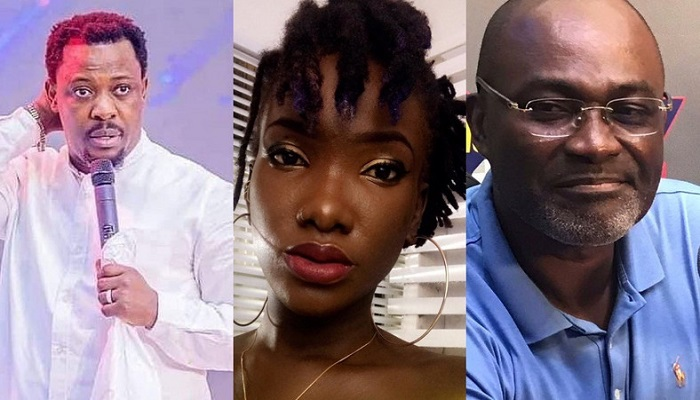 Video : Nigel Gaisie Raped And Killed Ebony Reigns – Kennedy Agyapong Reveals.