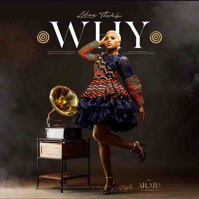 Adina – Why (Prod By Richie Mensah)