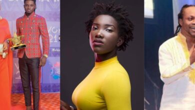 "Photo of VGMA ""Artiste of the Year"" winners from 1999 – 2020"