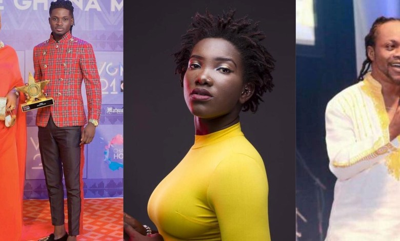 """VGMA """"Artiste of the Year"""" winners from 1999-2020"""