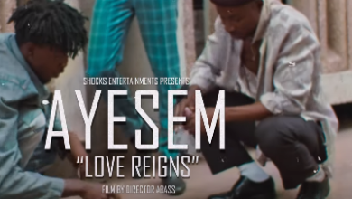 Photo of Official Video: Ayesem – Love Reigns
