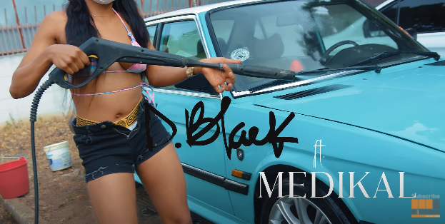 Official Video: D Black - Falaa Ft Medikal