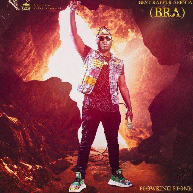 Flowking Stone – BRA (Best Rapper Africa) ( Full Album)