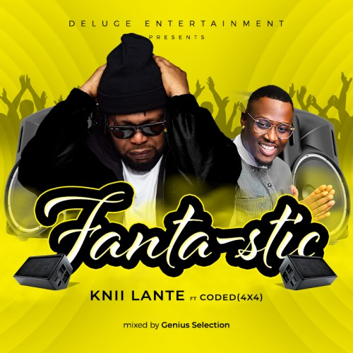 Knii Lante – Fantastic Ft Coded 4X4