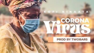 Photo of Kofi Kinaata – Corona Virus (Prod. By Two Bars)