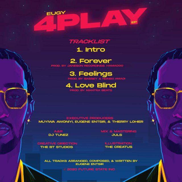 Eugy – 4Play (Full Ep)