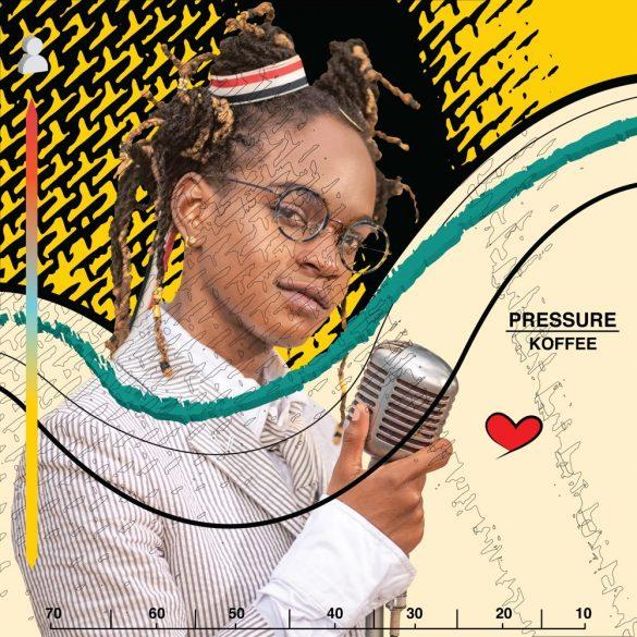 Koffee – Pressure (Remix) ft. Buju Banton