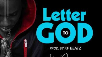 Photo of Koo Ntakra – Letter To God (Prod By K.P Beatz)