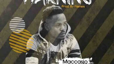 Photo of Maccasio – Warning (Prod By Flames)