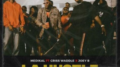 Photo of Medikal – La Hustle (Remix) Ft Criss Waddle & Joey B