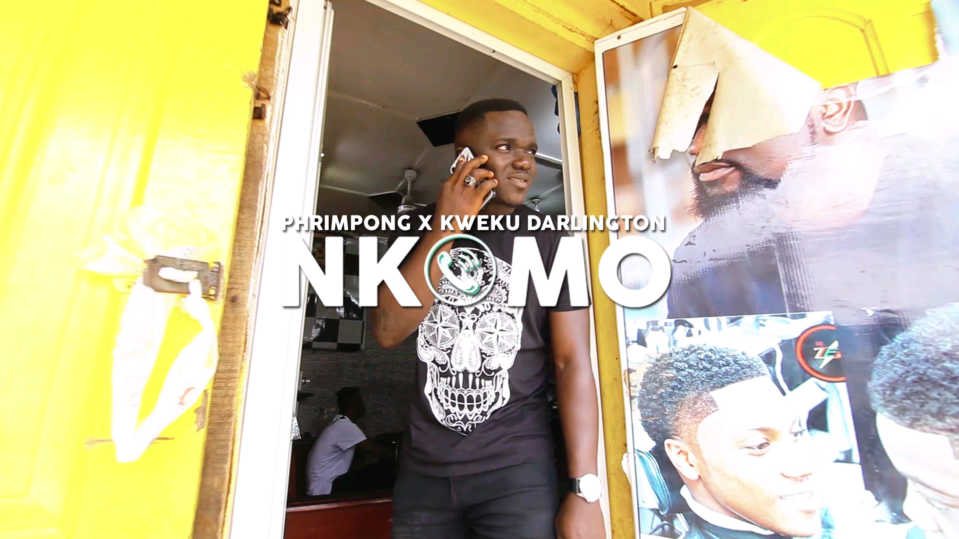 Official Video: Phrimpong - Nkomo Ft Kweku Darlington