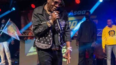 Photo of Shatta Wale – First Stone (Prod By Da Maker)