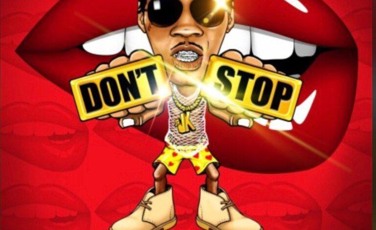 Photo of Vybz Kartel – Don't Stop (Prod. By Sikk Records)