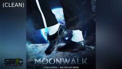 Photo of Vybz Kartel x Squash – Moon Walk (Prod By Attomatic Records)
