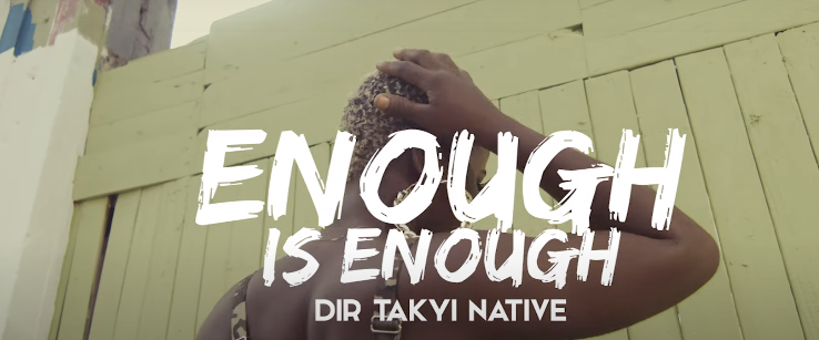 Official Video: Eno Barony - Enough Is Enough Ft Wendy Shay
