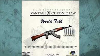 Photo of Chronic Law x Vantage – World Talk