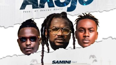 Photo of Samini – Akejo Ft Kelvyn Boy x Larruso (Prod By Brainy Beatz)