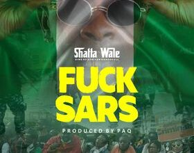 Photo of Shatta Wale – Fvck Sars (Prod. By Paq)