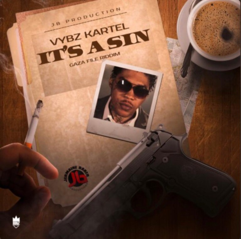 Vybz Kartel – It's A Sin (Prod. by JB Productions)
