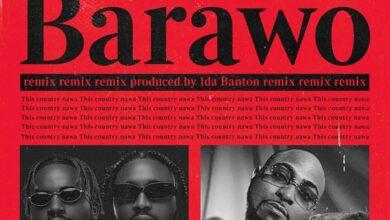 Photo of Ajebo Hustlers – Barawo (Remix) Ft Davido