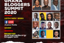 Photo of Nana Aba Anamoah, ZionFelix and Ameyaw Debrah to speak at the 2020 Ghana Bloggers Summit.