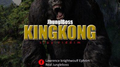 Photo of JhunglBoss – Kingkong (Xhila Roy Diss)