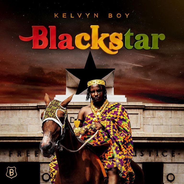 Kelvyn Boy – Blackstar (Full Album)