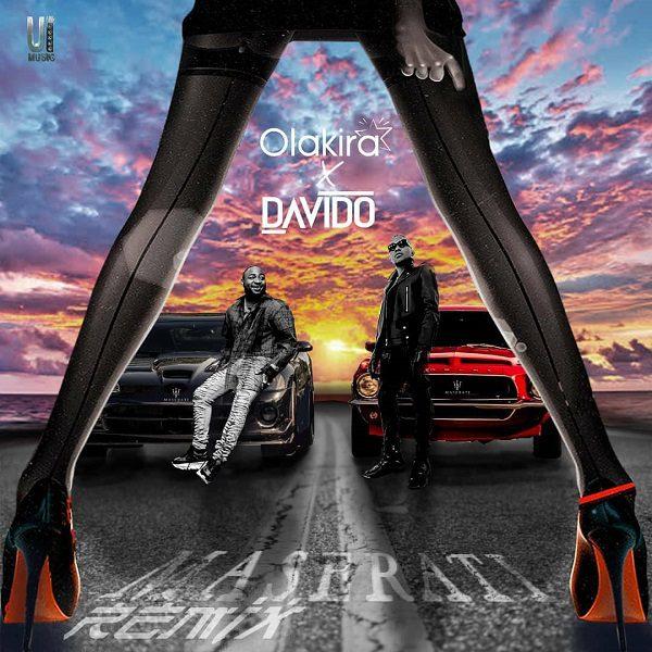 Olakira – Maserati (Remix) Ft Davido