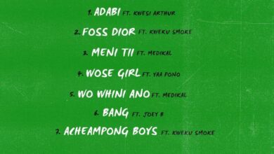 Photo of Bosom P Yung – Acheampong Boys Ft Kweku Smoke