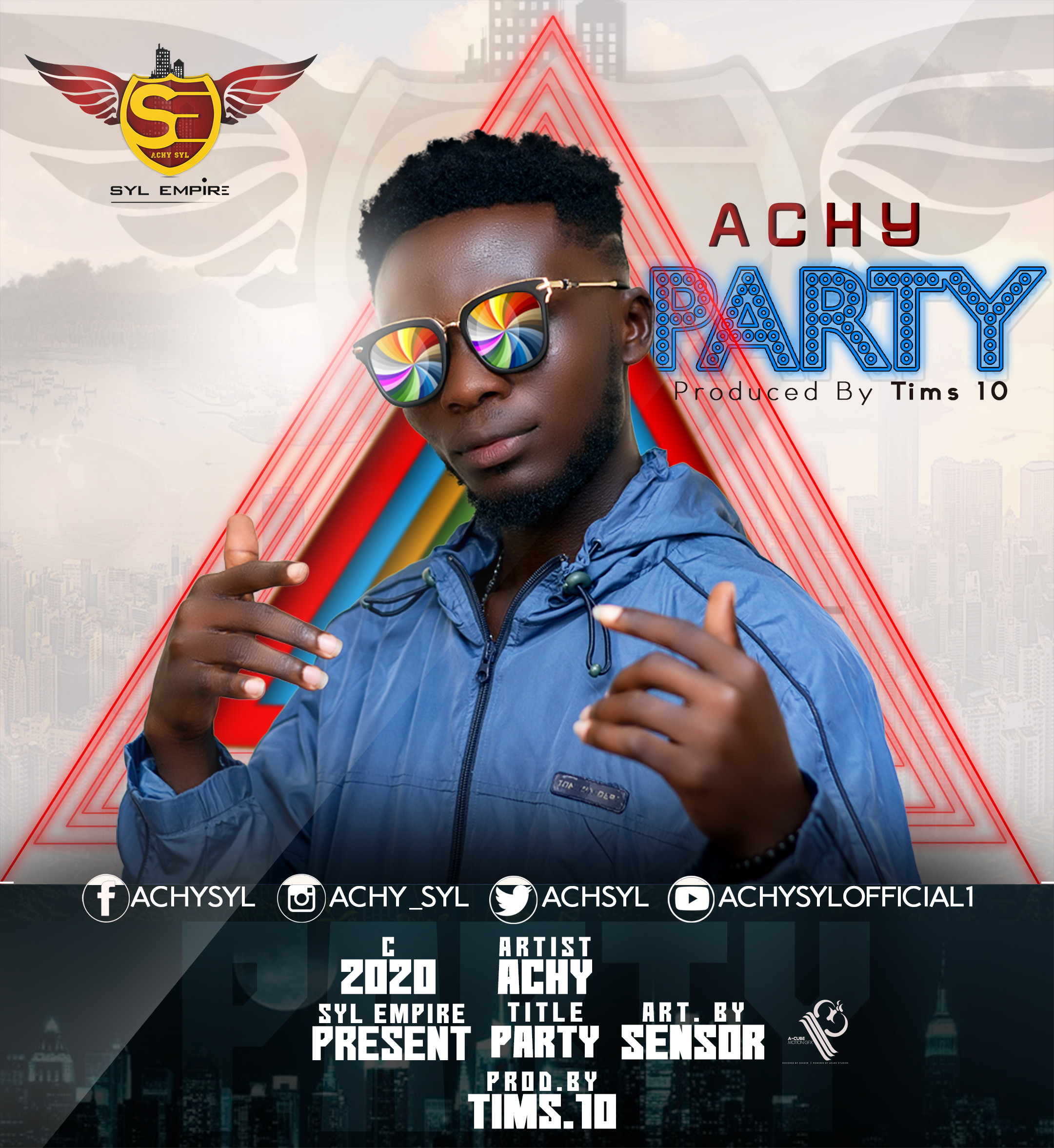 Achy – Party (Prod By Mr Tims)