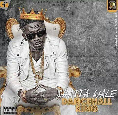 Photo of Shatta Wale – Dancehall King (Prod. By Da Maker)