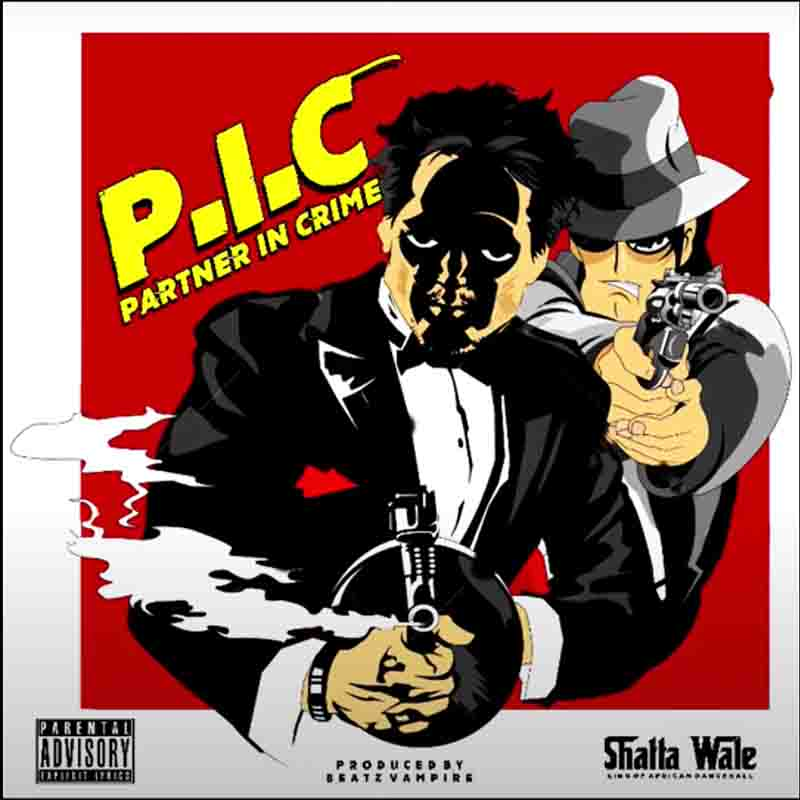 Shatta Wale - Partner in Crime P.I.C. (Prod By Beatz Vampire)