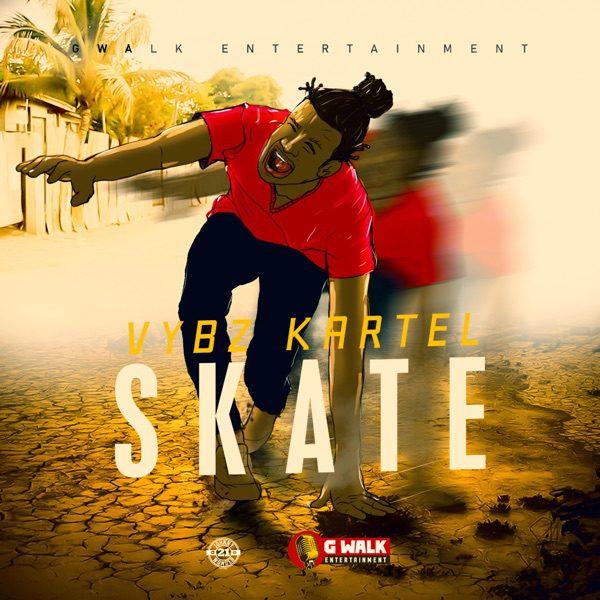 Vybz Kartel – Skate (Prod. by G Walk Entertainment)