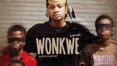 Photo of Yaw Berk – Wonkwe (Prod. By Luigi Twgt)