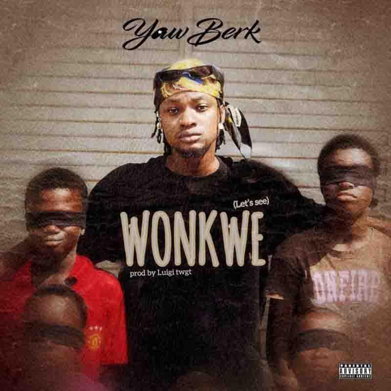 Yaw Berk - Wonkwe (Prod. By Luigi Twgt)