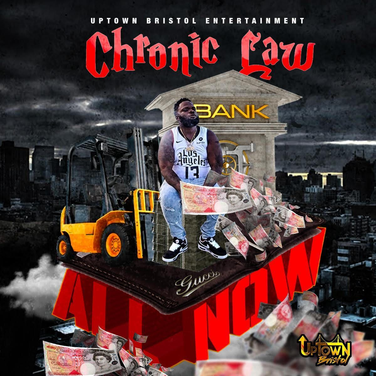 Chronic Law – All Now