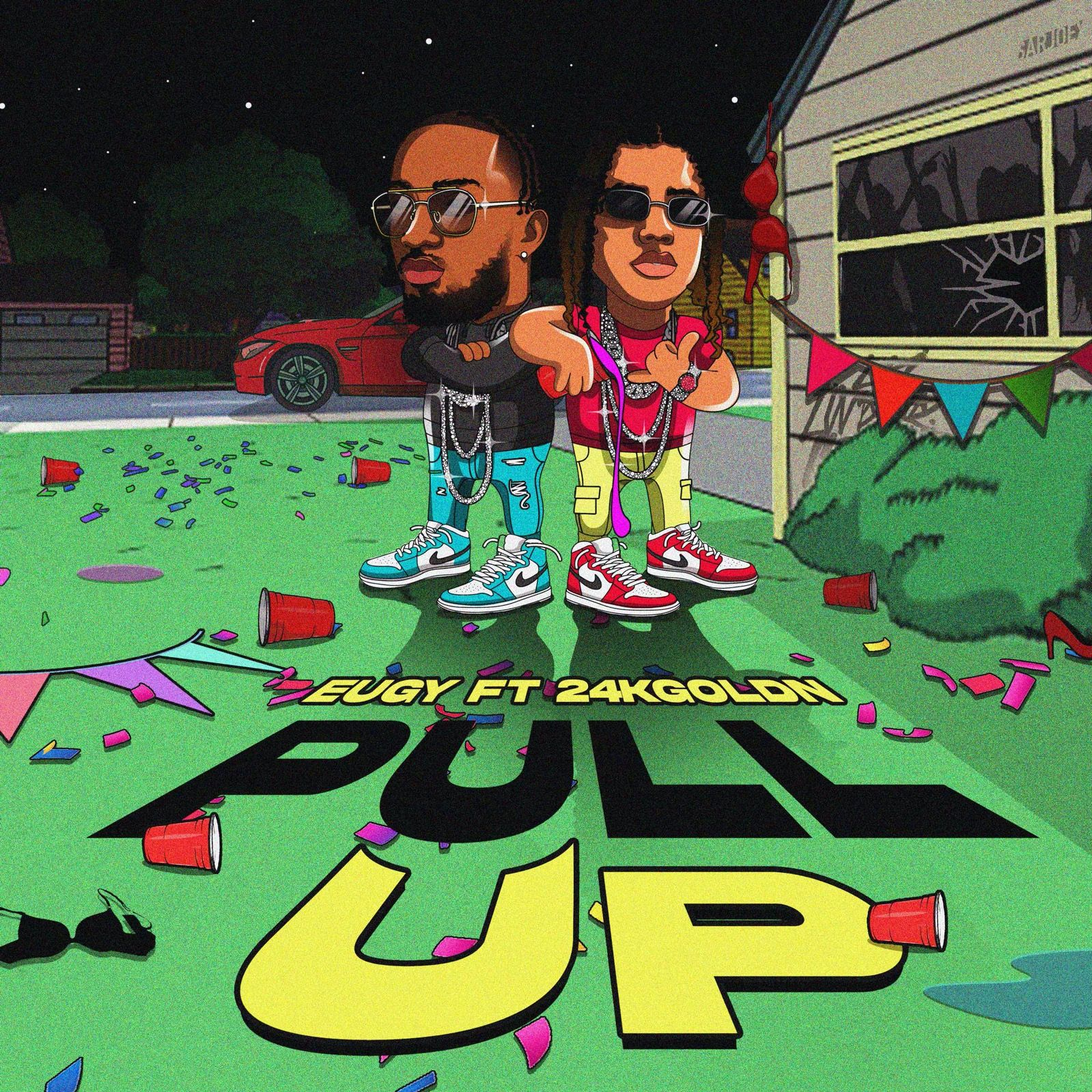 Eugy – Pull Up Ft 24kGoldn