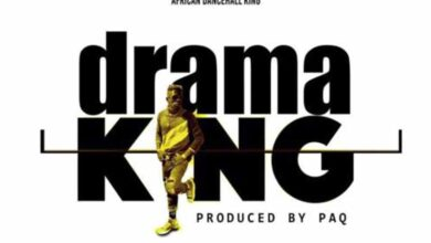 Photo of Shatta Wale – Drama King (Prod. By Paq)